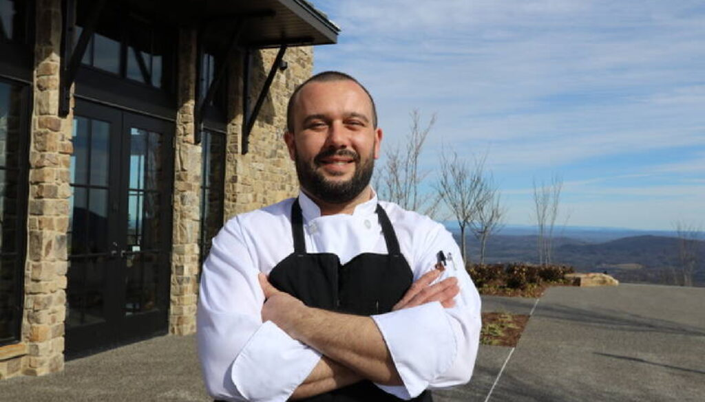 Meet the Chef: Anthony Hooper