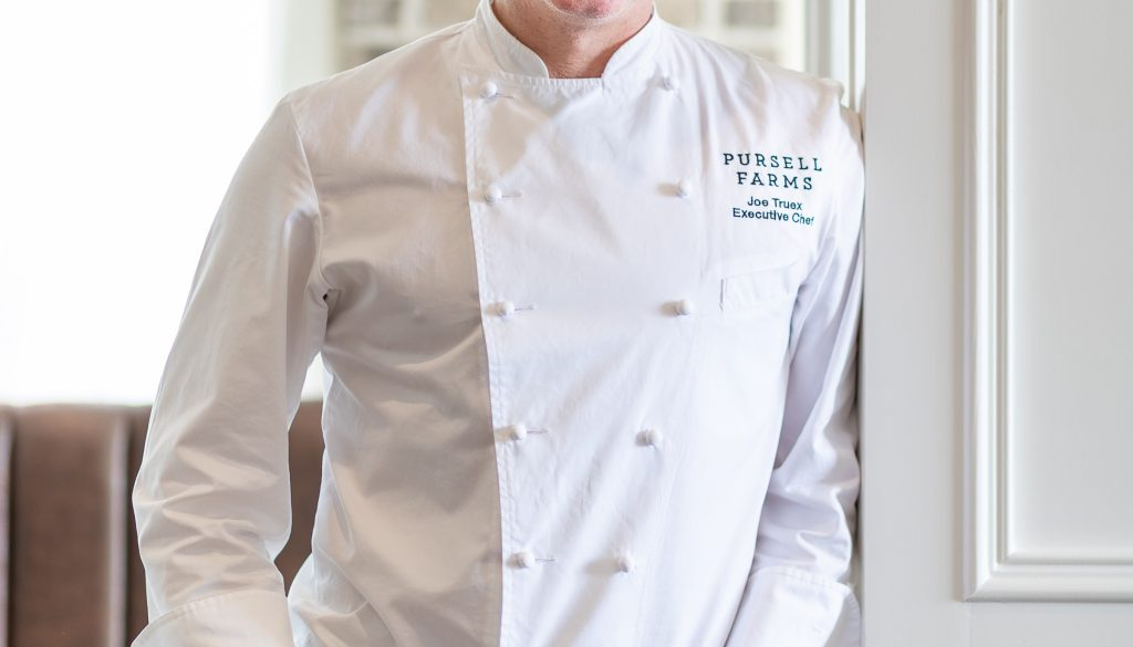 A New Chef for Pursell Farms